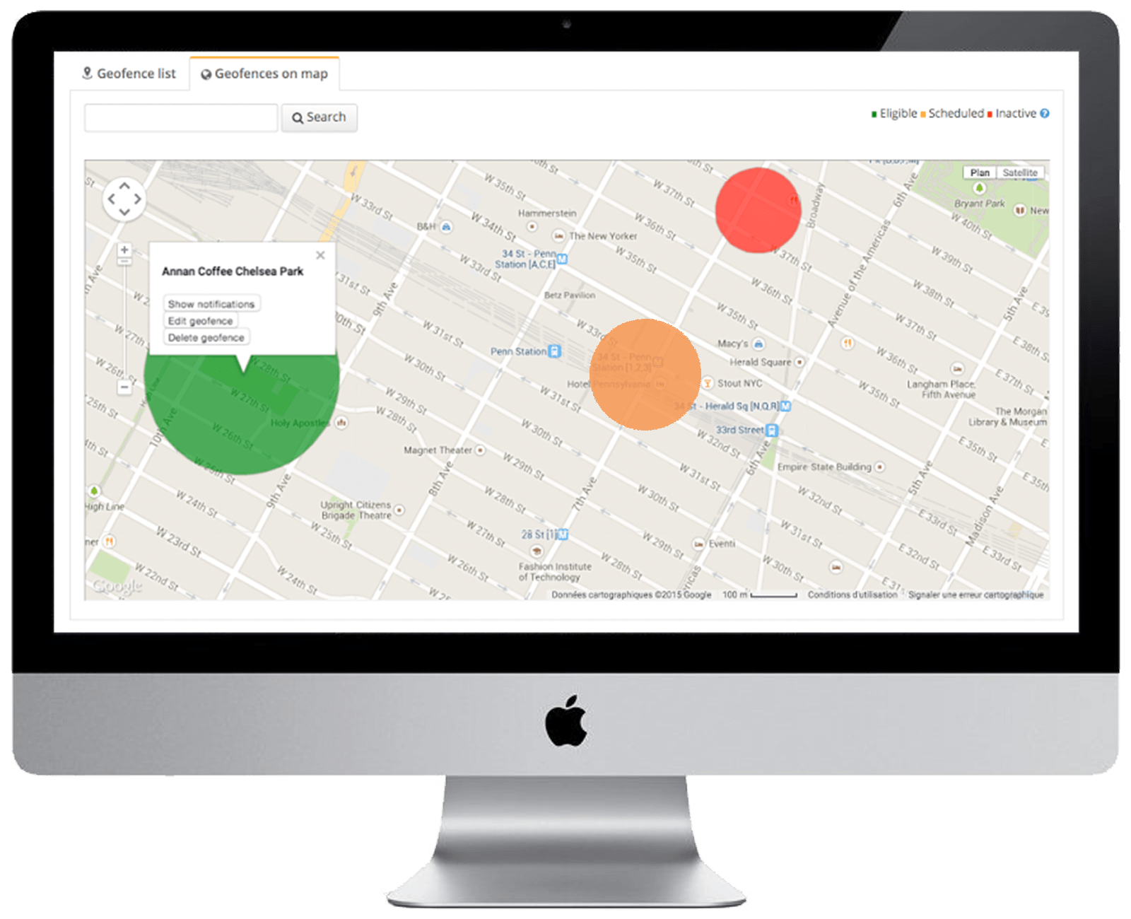 Geofence Overview
