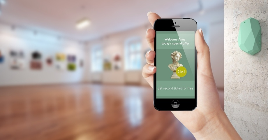 Using IBeacons To Implement Indoor Location Based Notifications