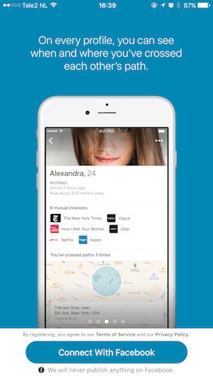 Dating App Priming Screen 2