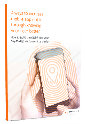 Whitepaper: 4 ways to increase mobile opt-ins